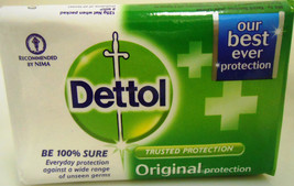 Dettol 125grm Original Protection Soap  USA Seller Fast Shipping - $4.75