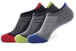 PANDA SUPERSTORE 3 Pairs Men's Socks Outdoor Boat Socks Invisible Socks ... - $21.97