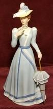 "HOMCO ""2003"" Porcelain Victorian Lady Figurine 14044-03 ""Lady Covington""   - $19.79"