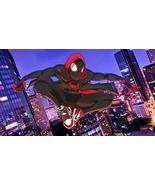 Spider-man Miles Morales Personalized Birthday Edible Frosting Image 1/4... - $9.99