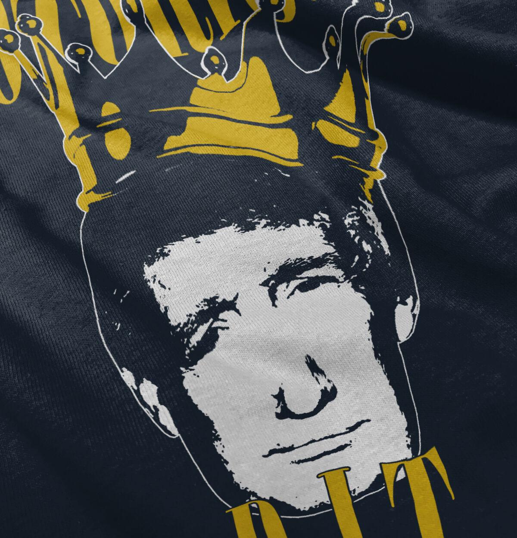 Notorious Donald Trump Funny Shirt | Cool USA Sarcastic Edgy Long Sleeve T Shirt