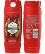 2 Count Old Spice Bear Glove Scented Body Wash For The Commanding Man 16... - $25.99