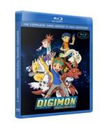 Digimon Tamers Season 3 Complete Series Blu-Ray