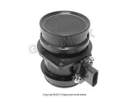 Audi A4 A4 Quattro (2005-2009) Air Mass Sensor Complete With Housing Hitachi Oem - $162.80