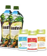 Lifestyles INTRA nutria plus  fiberlife cardiolife Better Dietary supplements - $164.99