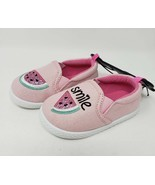 Wonder Nation Watermelon Toddler Girls Casual Shoe Sneakers - New - Size... - $12.99