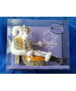 C2478 Barbie Lounge Kitties white tiger 2003 Collector Brand New MIB - $66.45