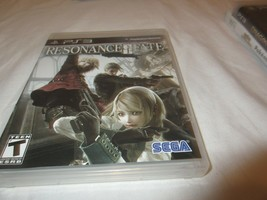 Resonance of Fate (Sony PlayStation 3, 2010) PS3 Free Shipping Tested BI... - $11.98