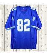Charlie Tweeder #82 West Canaan Coyotes Stitched Football Jersey Varsity... - $32.49