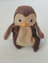 Ty Beanie Baby Hoot The Owl - $23.27