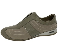 Cole Haan women's fashion sneakers slip on taupe size 7B - $19.58