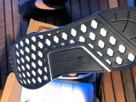 Adidas Black Primeknit Wool Runner Size 48 2/3 New image 7