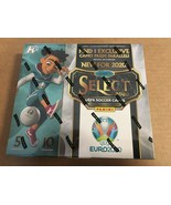 2019-20 PANINI UEFA SELECT PREVIEW SOCCER HOBBY HYBRID BOX FACTORY SEALE... - $399.99