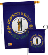 Kentucky - Impressions Decorative Flags Set S108112-BO - $57.97