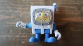 2012 Bob L'Éponge Figurine Articulée par Mattel Viacom - $11.67