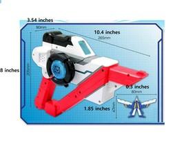 Tobot Galaxy Weapon Gun Sound Toy Gun image 2