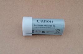 CANON NB-9L Powershot IXUS 500 510 870mAh NB 9L Battery pack OEM camera ... - $21.99