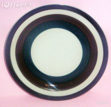 SCANDINAVIAN(FINNISH) MODERN-ARABIA KAIRA BREAD AND BUTTER PLATE - $10.95