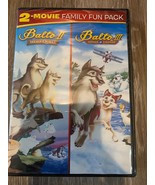 Balto II: Wolf Quest & Balto III: Wings of Change (DVD, 2016) Brand New ... - $3.25