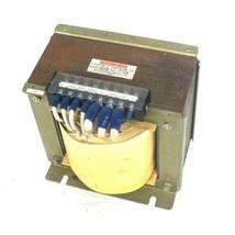 FUJI ELECTRIC TYPE TR-1 NO. 1125 TRANSFORMER CAP. 2.5K, TR1