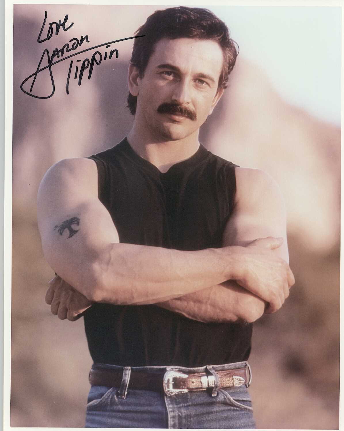 Primary image for Aaron Tippin Signed Autographed Glossy 8x10 Photo