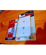 Gemini White Duplex Wall Phone  Jack and duplex jack splitter NEW - $8.90