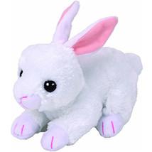 "Pyoopeo Ty Beanie Babies 6"" 15cm Cotton White Bunny Plush Regular Stuffed Animal - $9.69"