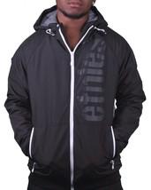 Etnies Mens Black Decker Fall Winter Jacket Coat Small NWT