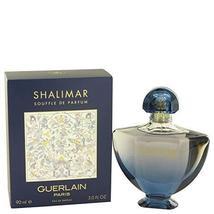 Shalimar Souffle De Parfum by Guerlain Eau De Parfum Spray 3 oz - $94.34
