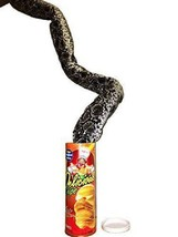 BE Life The Potato Chip Snake Can Jump Spring Snake Toy Gift April Fool ... - $13.85