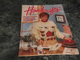 Country Handcrafts Magazine Winter 1995 Mr & Mrs Snowman - $2.99