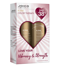 Joico K-Pak Color Therapy Shampoo, Conditioner Duo