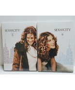 Sex and the City: The Sixth 6 Season - Part 1 & Part 2 New, sealed - $22.00
