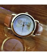 New 2000 Valdawn Gold PRECIOUS MOMENTS LOVE ONE ANOTHER  Watch - $29.95