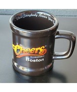 """Cheers Boston TV Show """"Where Everyone Knows Your Name"""" Mug Coffee Cup - $26.17"""