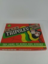 Tripoley Deluxe Edition Vinyl Matt And Box Only No 111 1961 - $17.81