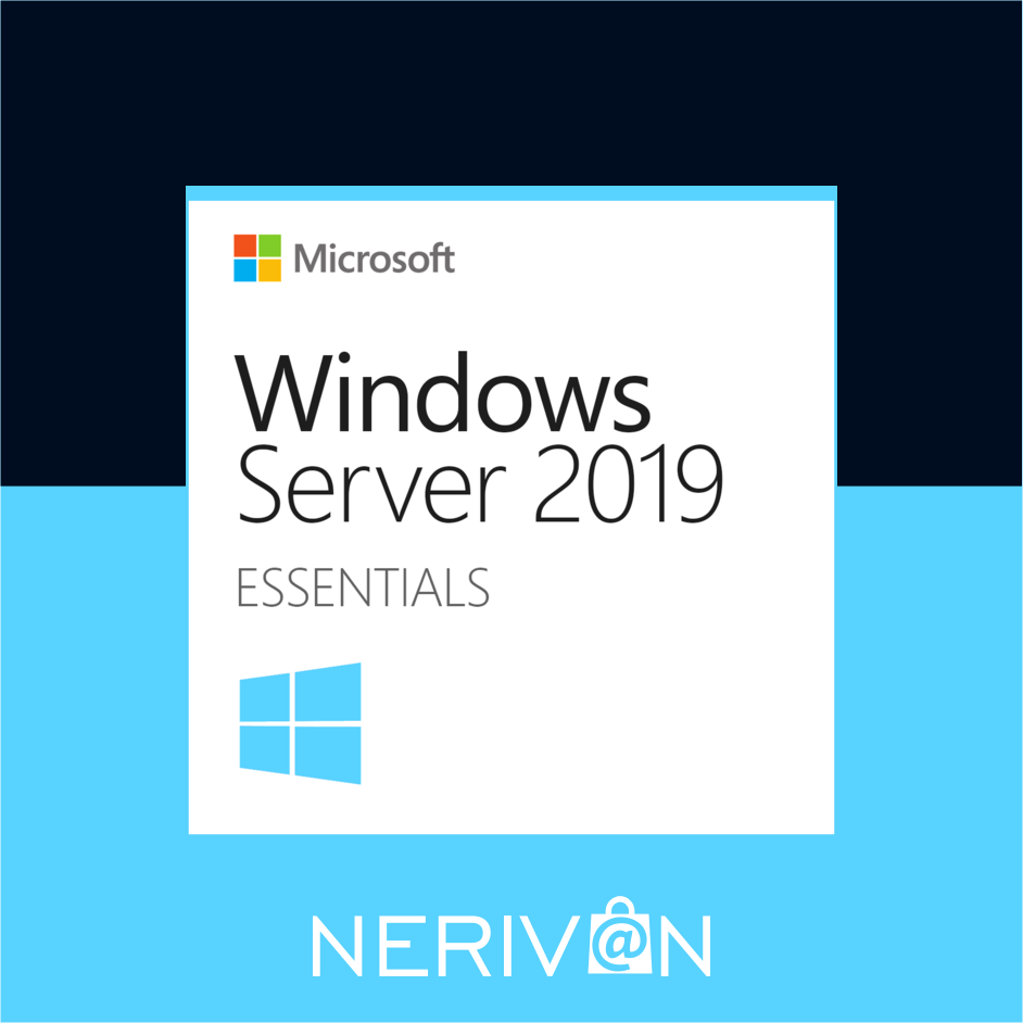 Windows server essentials 2019