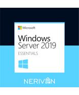 New Microsoft Windows Server Essentials 2019 BG3S-01299 - $69.99