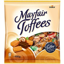 Storck Mayfair Toffees MIX bag XL 490g-FREE SHIPPING - $18.32