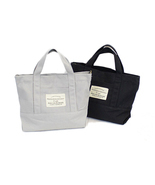 simple canvas korean style casual  handbag/messenger bag - $23.63 CAD