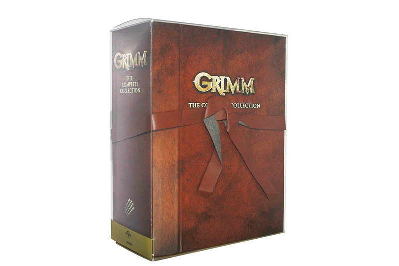 Grimm The Complete Seasons 1-6 1,2,3,4,5,6 DVD Box Set 29 Disc Free Shipping