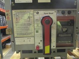 Ge Power Break TC2020TTHE1R 2000A 3P 600V EO/DO Circuit Breaker w/ Ls Used E-ok - $6,300.00