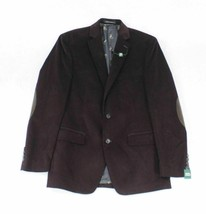Lauren by Ralph Lauren Mens Sport Coat Purple Size 38 Corduroy - $138.59
