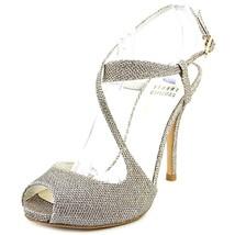 Stuart Weitzman Inviting Women US 10 Gold Sandals - $121.54