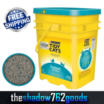 Purina Tidy Non-Clumping Cat Litter Instant Action For Multiple Cats, 35... - $29.44