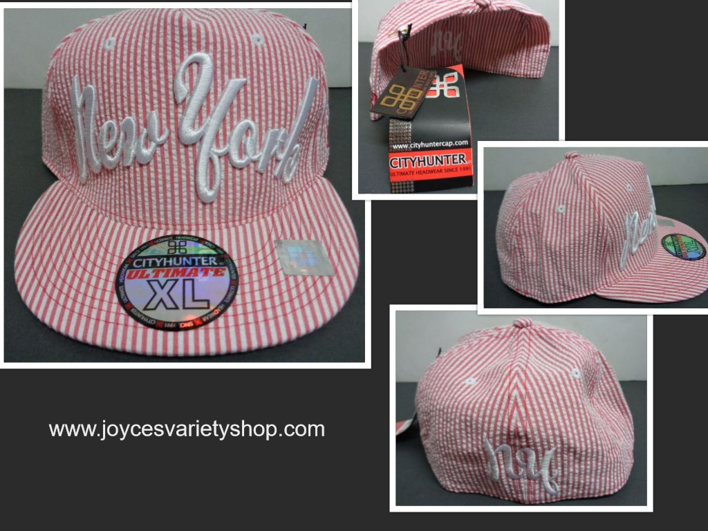 Ny striped hat pink collage 2017 03 01