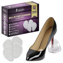 Shoe Inserts Women Ball of Foot Cushions Metatarsal Pads for High Heels