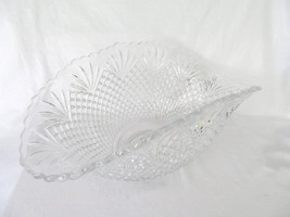 LE Smith Crystal Pineapple Punch Bowl - $55.00