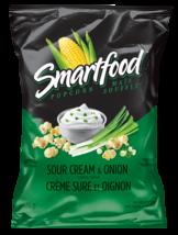 Smartfood Sour Cream & Onion Popcorn 4 x 175g bags Canada - $59.99