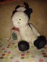 Boyds Bears Plush Bertha Udderburg Cow - $24.99